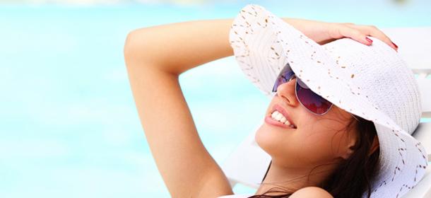 Sonnenschutz und Sonnenbrand Tipps von Dr. Okamoto, Hautarzt in Wien